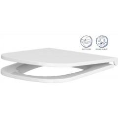 JOMO DUO modul pro závěsné WC bez desky + WC CERSANIT CLEANON CASPIA + SEDÁTKO (174-91100700-00 CP1)