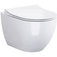 JOMO - SET JOMO Duofix modul pro závěsné WC + tlačítko + montážní sada + sedátko + WC CERSANIT CLEANON URBAN HARMONY (174-91100900-00 HA1)