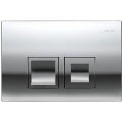 AKCE/SET - SET Duofix Sada pro závěsné WC 458.103.00.1 + tlačítko DELTA50 CHROM + WC CERSANIT DELFI + SOFT SEDÁTKO (458.103.00.1 50CR DE2)