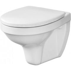 GEBERIT - SET Duofix pro závěsné WC 111.300.00.5 bez ovládací desky + WC CERSANIT DELFI + SEDÁTKO (111.300.00.5 DE1)