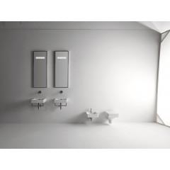 KERASAN - CENTO bidet závěsný 36x31x50cm (352401)