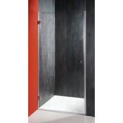 AQUALINE - FONTE sprchové dveře 900mm, čiré sklo (2102-01/90)