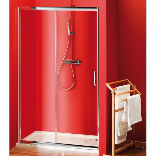 GELCO - SIGMA sprchové dveře posuvné 1200 mm, čiré sklo (SG1242)