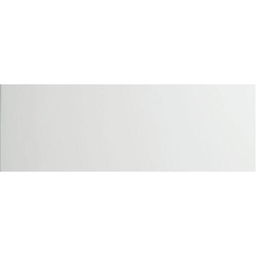 KERASAN - INKA odkladná keramická deska 12x35,5cm, bílá mat (341530)