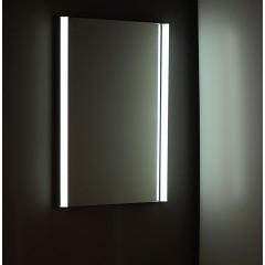 SAPHO - ALIX zrcadlo s LED osvětlením, 450x600x50mm, bezdotykový senzor (AL855)