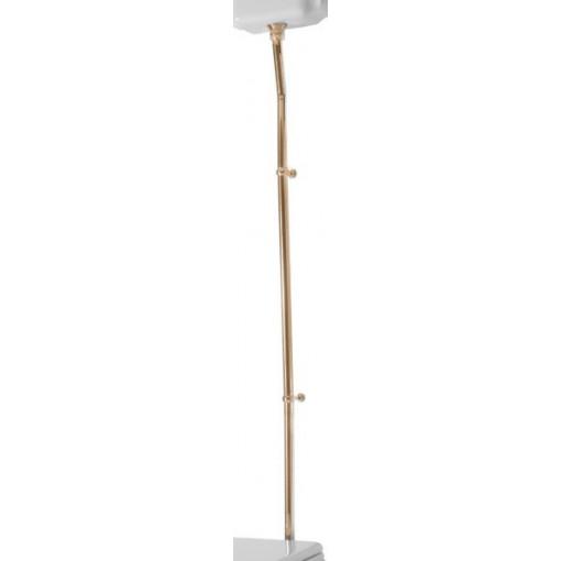 KERASAN - WALDORF-RETRO trubka k nádržce, bronz (754793)