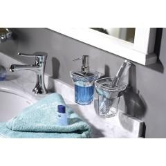 IBB - LONDON dávkovač mýdla, akryl/chrom (LD01D)