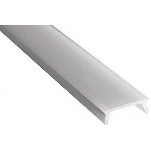 Sapho Led - Mléčný kryt LED profilu, 1m (KL17071-1)