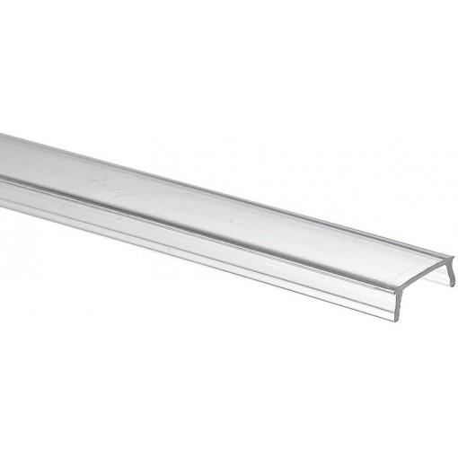 Sapho Led - Průhledný kryt LED profilu, 1m (KL17072-1)