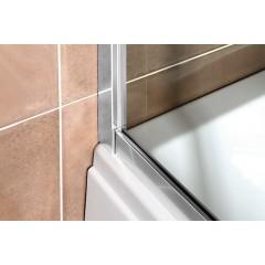 POLYSAN - Deep obdélníkový sprchový kout 1200x750mm L/P varianta, čiré sklo (MD1216MD3116)
