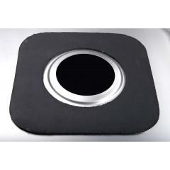 AQUALINE - Nerezový vestavný dřez 70x18x50 cm (AQ7050)