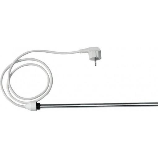 AQUALINE - Elektrická topná tyč bez termostatu, rovný kabel, 1000 W (LT91000)