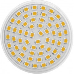 Sapho Led - LED bodová žárovka 6W, GU10, 230V, teplá bílá, 410lm (LDP149)