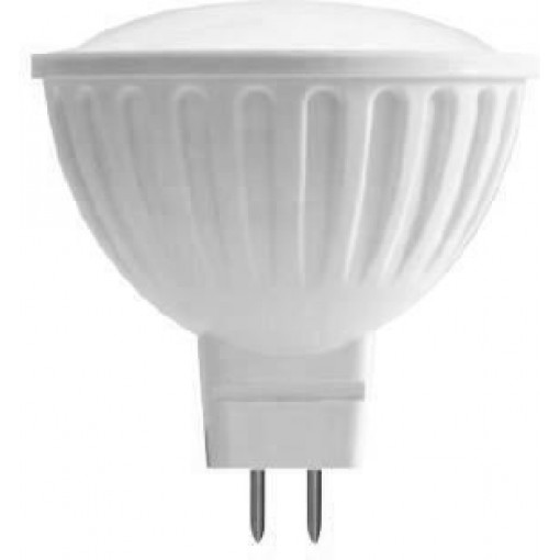 Sapho Led - LED bodová žárovka 6W, MR16, 12V, teplá bílá, 480lm (LDP324)