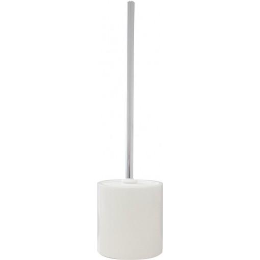 AQUALINE - PARIS WC štětka na postavení, bílá (22250401)