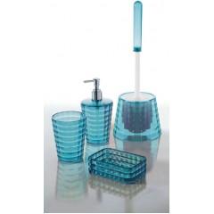 AQUALINE - GLADY dávkovač mýdla na postavení, tyrkysová (GL8092)