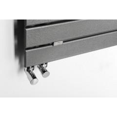 SAPHO - MILI otopné těleso 450x992mm, Antracit (DC605)