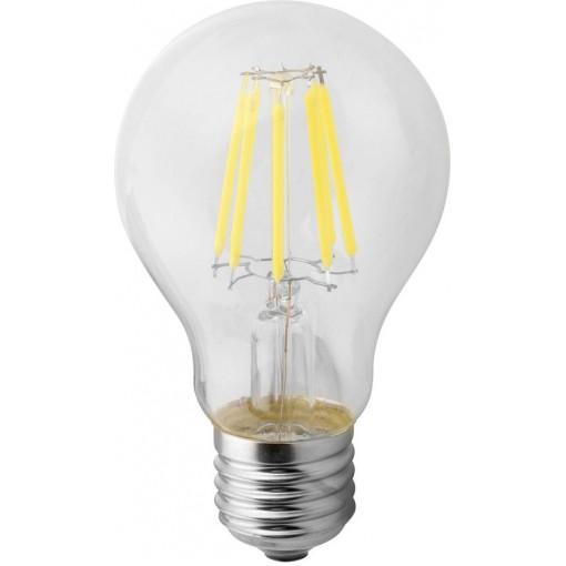 SAPHO - LED žárovka Filament 9W, E27, 230V, denní bílá, 1100Lm (LDF279)
