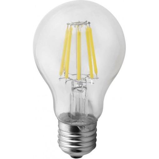 Sapho Led - LED žárovka Filament 8W, E27, 230V, denní bílá, 1000lm (LDF278)