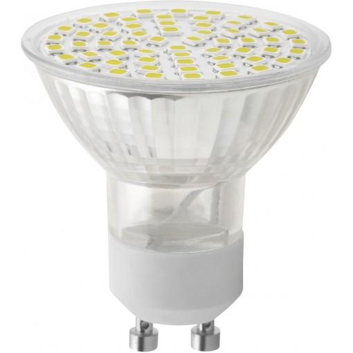 Sapho Led - LED bodová žárovka 6W, GU10, 230V, denní bílá, 410lm (LDP174)