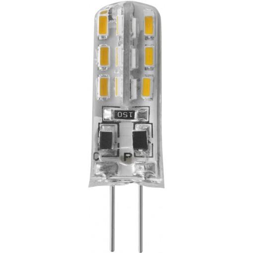 Sapho Led - LED žárovka 1,5W, G4, 12V, teplá bílá, 180lm (LDG135)