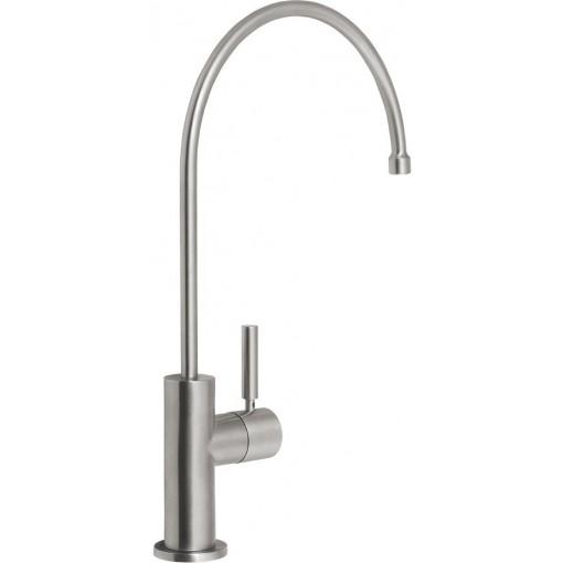 Reitano Rubinetteria - Ventil na filtrovanou vodu, výška 315 mm, nerez satin (DERBY)