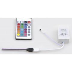 Sapho Led - Konektor pro napojení RGB LED pásků, 4PIN (LDR870)