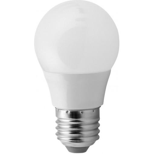 Sapho Led - LED žárovka 5W, E27, 230V, denní bílá, 380lm (LDB157)