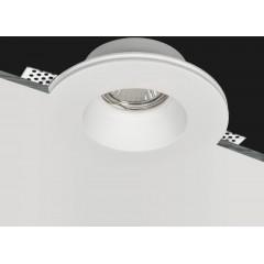 SAPHO - GIP podhledové sádrové svítidlo 130 mm, GU10, max 35W (LDD482)