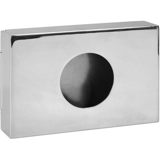 SAPHO - Zásobník hygienických sáčků HygBag, nerez lesk (XP045)