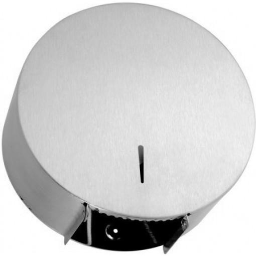 SAPHO - Zásobník na toaletní papír do průměru 30cm, nerez mat (XP704)