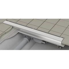 ALCAPLAST APZ106 Professional- liniový podlahový žlab snížený pro plný rošt 1150 APZ106-1150 (APZ106-1150)
