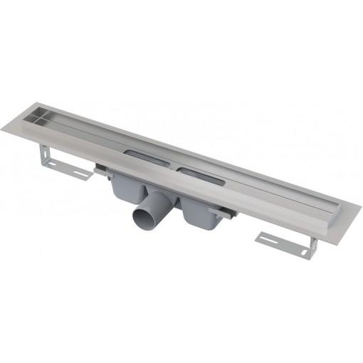 ALCAPLAST APZ6 Professional- liniový podlahový žlab pro plný rošt 550 APZ6-550 (APZ6-550)