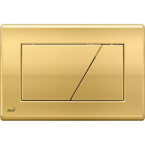 Alcaplast ovládací deska M175 zlatá (M175)