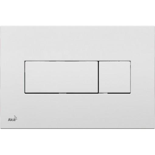 ALCAPLAST ovládací deska M370 bílá M370 (M370)