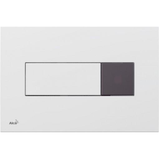 Alcaplast ovládací deska M370S bílá se senzorem (M370S)