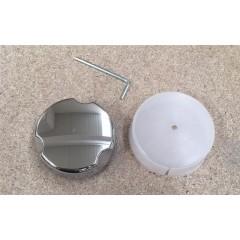 ALCAPLAST P0041-ND sifonová rozeta plast/chrom pro A51CR, A54CR, ALCAPLAST P0041-ND (P0041-ND)