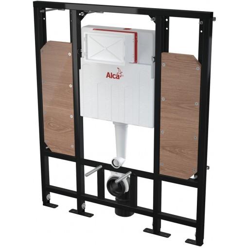 ALCAPLAST Sádromodul - předstěnový instalační systém určený pro suchou instalaci 1,3 m AM101/1300H (AM101/1300H)