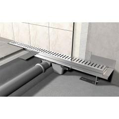 Alcaplast APZ4-950 podlahový žlab ke zdikout min. 1000mm (APZ4-950)