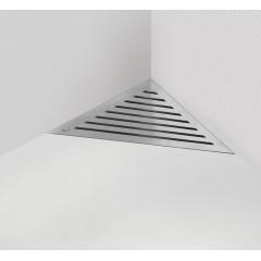 ALCAPLAST-ARZ1 rohový podlahový žlab ke zdi (ARZ1)