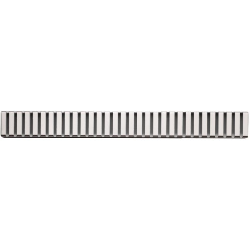 Alcaplast LINE-1150L rošt podlahového žlabu lesklý (LINE-1150L)