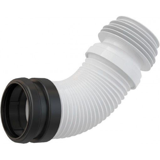 WC flexi 230-450 90/110 (koleno odpadu) ALCAPLAST M9006 (M9006)