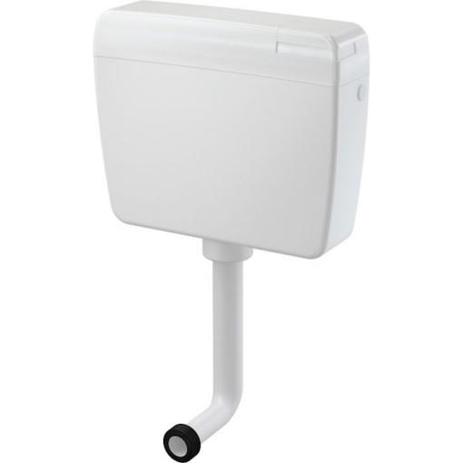 WC nádrž ALCAPLAST UNI A94-1/2 bílá START/STOP vysoko i nízko položená A94-1/2 (A94-1/2)