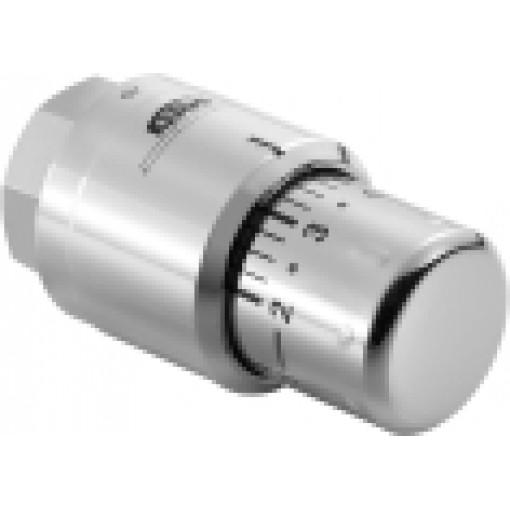 Kermi termostatická hlavice chrom M30x1,5 (ZV00380001)