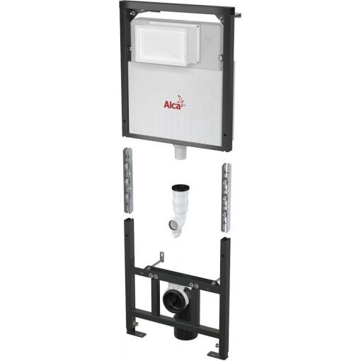 Alcaplast Sádromodul předstěnový systém pro suchou instalaci rozložitelný 1,2 m (A101/1200D)