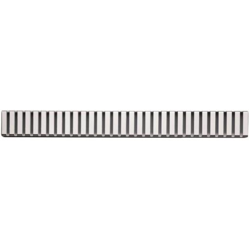 Alcaplast LINE-1450L rošt podlahového žlabu lesklý (LINE-1450L)