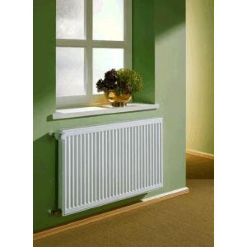 Kermi radiátor Profil bílá K10 400 x 700 Levý / Pravý (FK0100407)