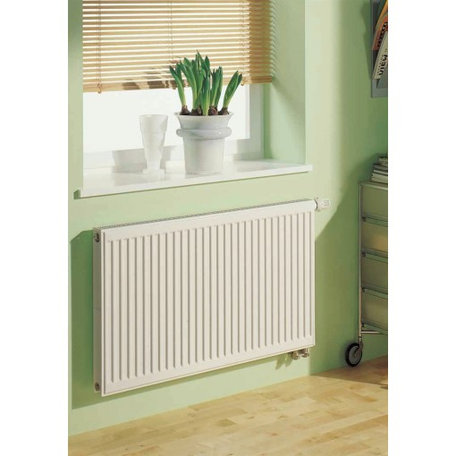 Kermi radiátor Profil bílá V10 600 x 600 Pravý (FTV100600601R1K)