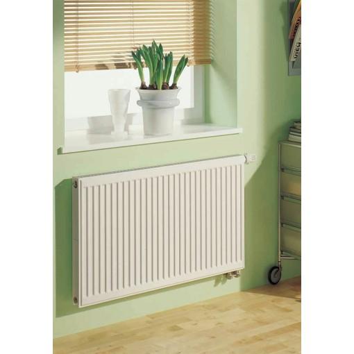 Kermi radiátor Profil bílá V12 400 x 600 Pravý (FTV120400601R1K)