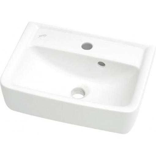 Dřevojas - KERAMAG RENOVA 45 keramické umyvadlo - BÍLÉ (001308)